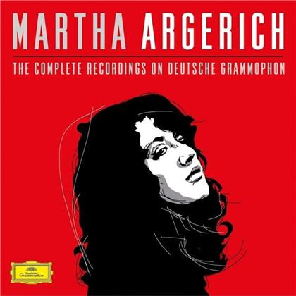 Martha Argerich - Complete Recordings On Deutsche Grammaphon (48 CDs)