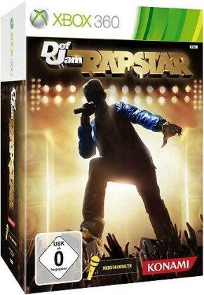 Def Jam Rapstar XB360 + Mic
