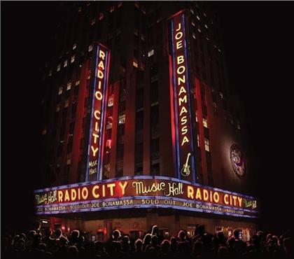 Joe Bonamassa - Live At Radio City Music Hall (CD + DVD)