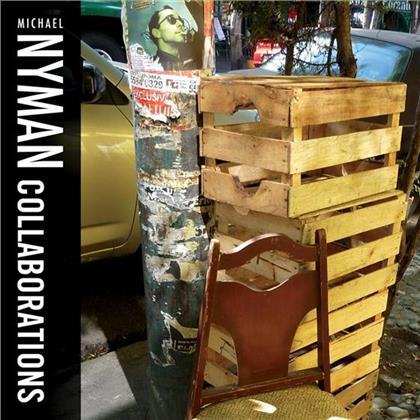 Michael Nyman (*1944 -) - Collaborations (3 CDs)