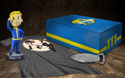Fallout 4 - In Vault 111 Box