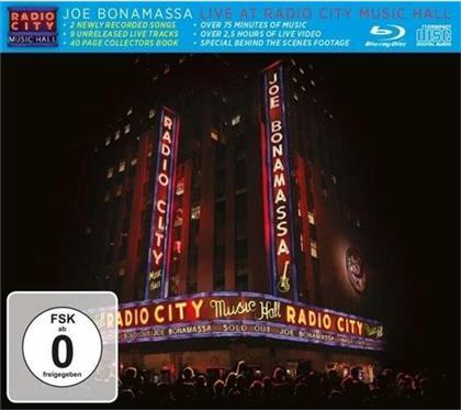 Joe Bonamassa - Live At Radio City Music Hall (CD + Blu-ray)