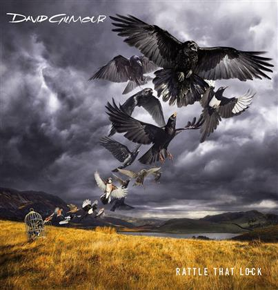 David Gilmour - Rattle That Lock (Japan Edition)
