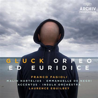 Malin Hartelius, Emmanuelle de Negri, Christoph Willibald Gluck (1714-1787), Laurence Equilbey, Franco Fagioli, … - Orfeo Ed Euridice (3 CDs)