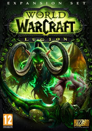 World of Warcraft: Legion - Pre Sell Box [Add-On]