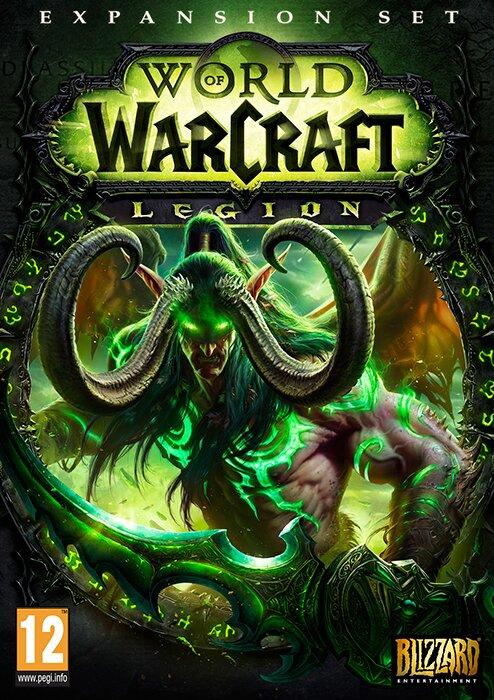 World of Warcraft: Legion - Pre Sell Box [Add-On]