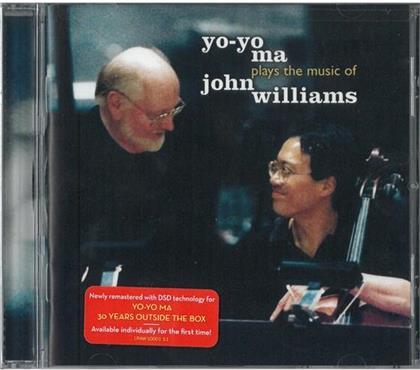 John Williams (*1932) (Komponist/Dirigent) & Yo-Yo Ma - Yo-Yo Ma Plays The Music Of John Williams - First Time Individually Available (Remastered)