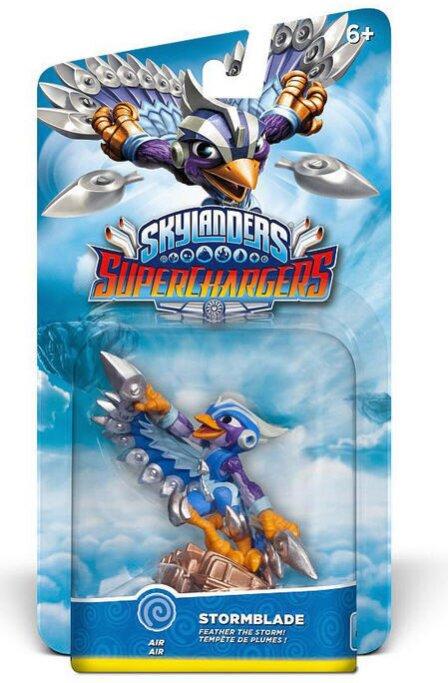 Skylanders Superchargers Single Driver Stormblade