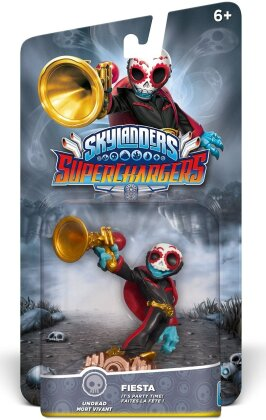 Skylanders Superchargers Single Driver Fiesta