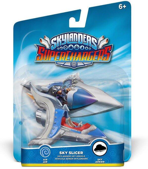Skylanders Superchargers Single Vehicles Sky Slicer