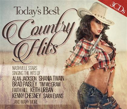 Today S Best Country Hits (3 CDs)