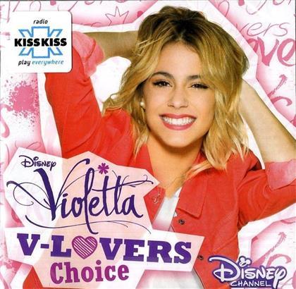 Violetta (Walt Disney) - OST - V - Lovers Choice - Italian Version