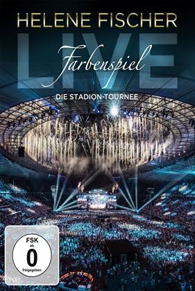 Helene Fischer - Farbenspiel Live - Die Stadion Tournee (Deluxe Edition, 2 CDs + DVD)