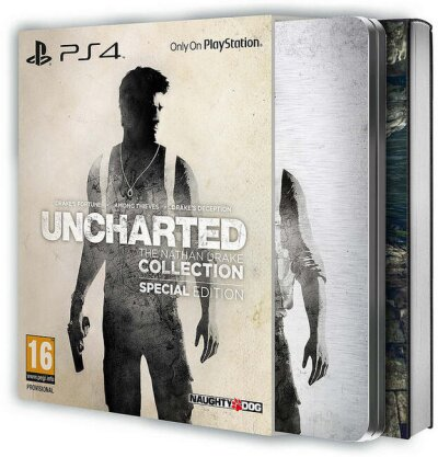 Uncharted: Nathan Drake Collection (Édition Spéciale)