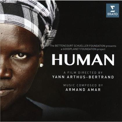 Maalouf feat. Nemtanu feat. Youssou N'Dour feat. Maalo & Armand Amar - Human (OST) - OST (CD)