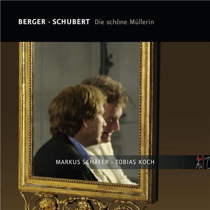 Franz Schubert (1797-1828), Ludwig Berger, Markus Schäfer & Tobias Koch - Die Schöne Müllerin