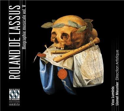 Orlando Di Lasso (1532-1594), Lionel Meunier & Vox Luminis - Lassus L'européen