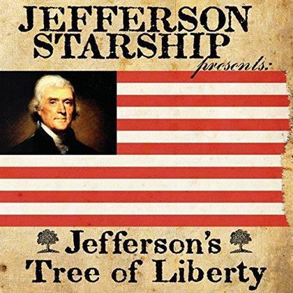 Jefferson Starship - Jefferson's Tree Of Liberty