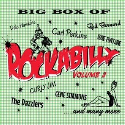 Big Box Of Rockabilly 2 (6 CDs)
