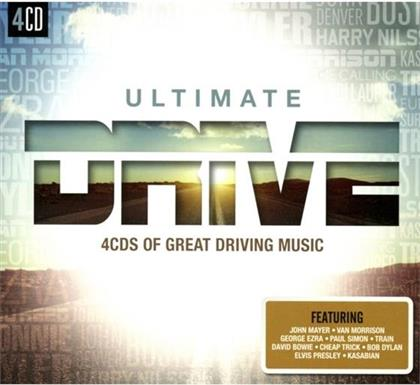 Ultimate... Drive (4 CDs)
