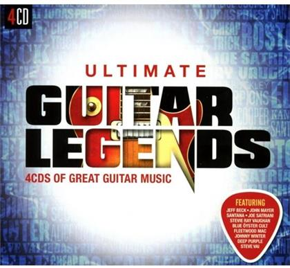 Ultimate... Guitar Legend (4 CDs)