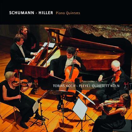 Tobias Koch & Pleyel Quartett Koeln - Piano Quintets