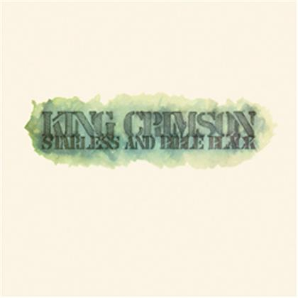 King Crimson - Starless & Bible Black (LP + Digital Copy)