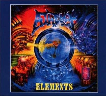 Atheist - Elements (CD + DVD)