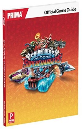 Skylanders Superchargers Lösungsbuch