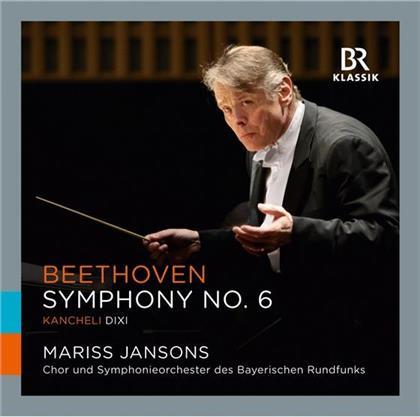 Mariss Jansons, Ludwig van Beethoven (1770-1827) & Giya Kancheli (*1935) - Sinfonie 6 / Dixi