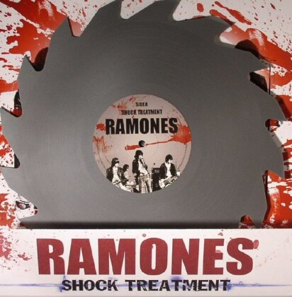 Ramones - Shock Treatment (LP)
