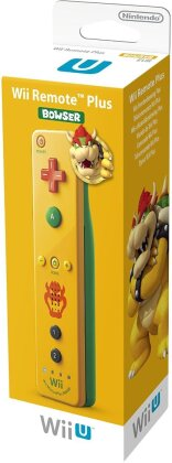WiiU Remote Plus Bowser Edition