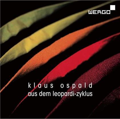 Klaus Ospald & Hans Nickel - Aus Dem Leopardi Zyklus