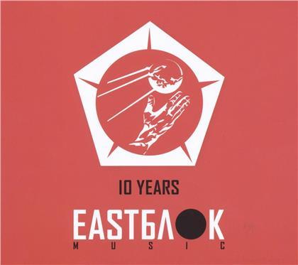 10 Years Eastblok Music (2 CDs)