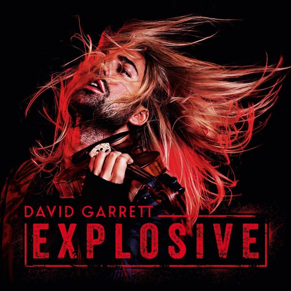 David Garrett - Explosive (Deluxe Edition, 2 CDs)