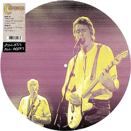 Caravan - Access All Areas - Picture Disc (LP)