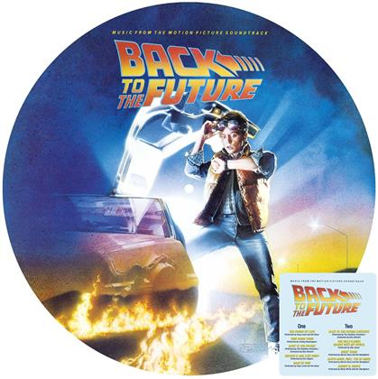 Back To The Future - OST - Picture Disc (LP)