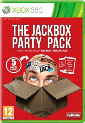 Jackbox Party Pack (GB-Version)