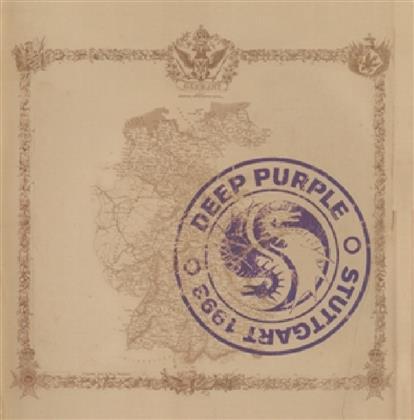 Deep Purple - Live In Stuttgart 1993 - Music On CD (Remastered, 2 CDs)