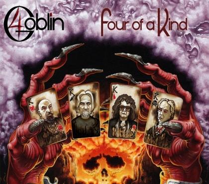 Goblin (Claudio Simonetti) - Four Of A Kind (Digipack, 2021 Reissue)