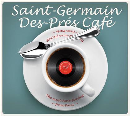 Saint Germain Des Pres Cafe - Vol. 17 (2 CDs)