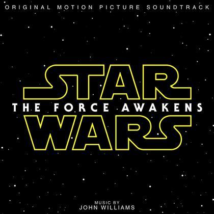 John Williams (*1932) (Komponist/Dirigent) - Episode 7 - Force Awakens (Digipack)