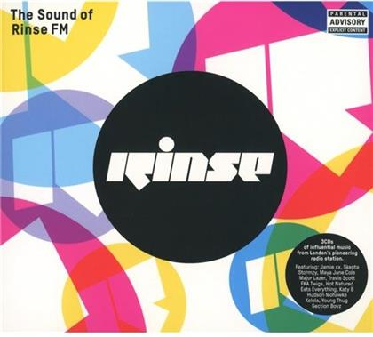 Rinse Recommends (The Sound Of Rinse FM) - Various (3 CDs)