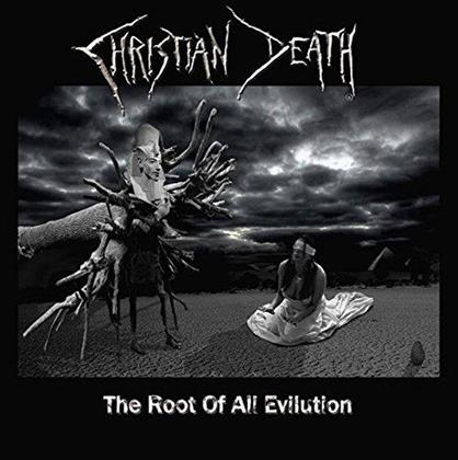 Christian Death - Root Of All Evilution - Silver Vinyl (Colored, LP)