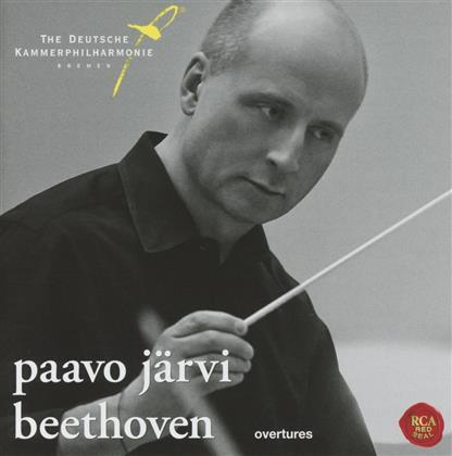 Ludwig van Beethoven (1770-1827), Paavo Järvi & Deutsche Kammerphilharmonie Bremen - Overtures