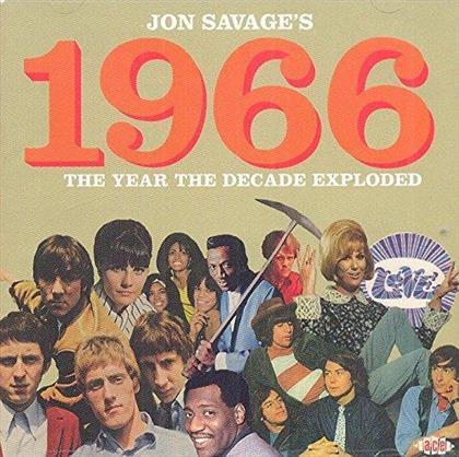 Jon Savage - 1966 (2 CDs)