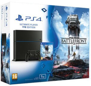 Sony Playstation 4 1TB Star Wars Battlefront Konsole