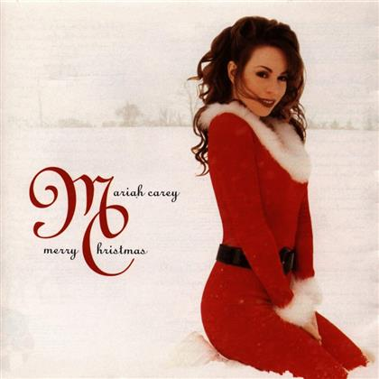 Mariah Carey - Merry Christmas - Anniversary Edition, Red Vinyl (Colored, LP)