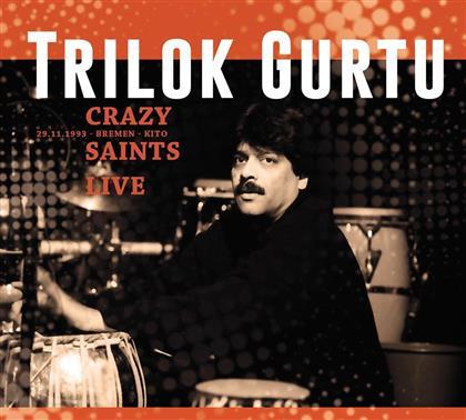 Trilok Gurtu - Crazy Saints - Live (2 CDs)