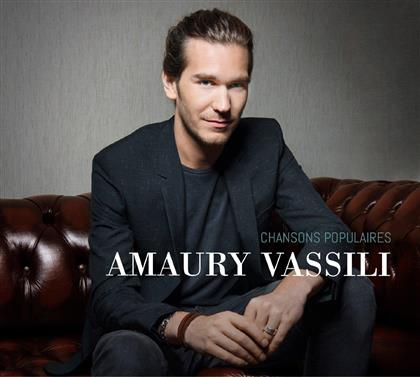 Amaury Vassili - Chansons Populaires (Collector's Edition, CD + DVD)